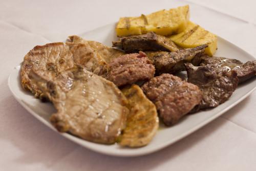 Grigliata di carne 2